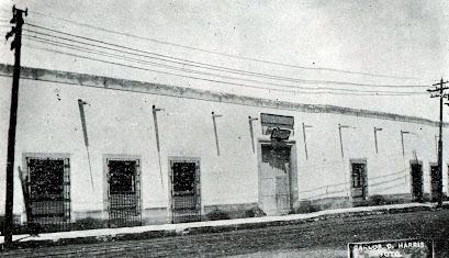 Escuela 140 para niñas Benito Juárez