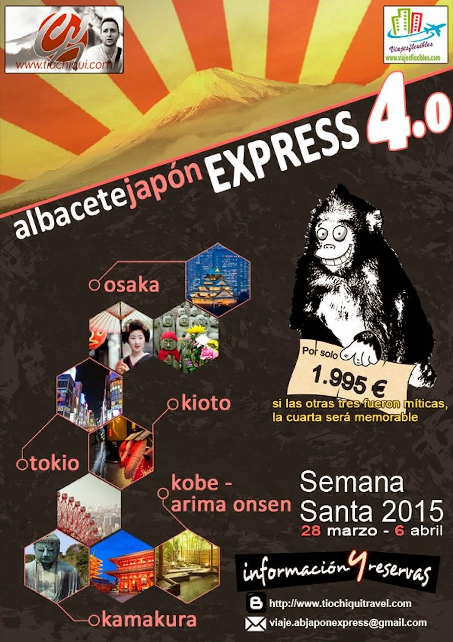 ALBACETE JAPÓN EXPRESS 4.0