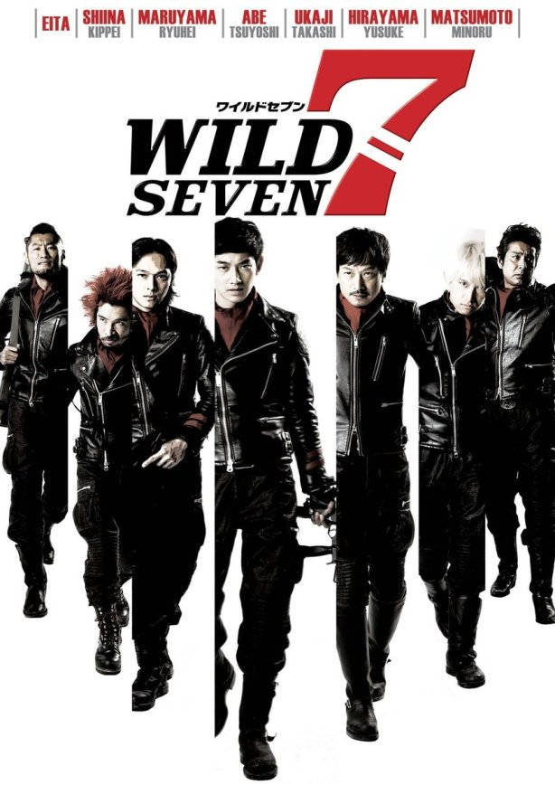 Wild 7 2011 BluRay 720p 750MB Dual Audio ( Hindi – English ) MKV