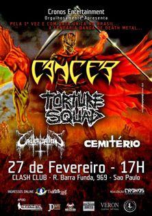 Dia 27/2  em São Paulo