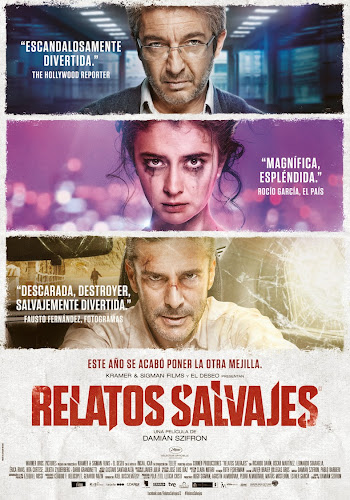Relatos Salvajes (BRRip 1080p Español Latino) (2014)