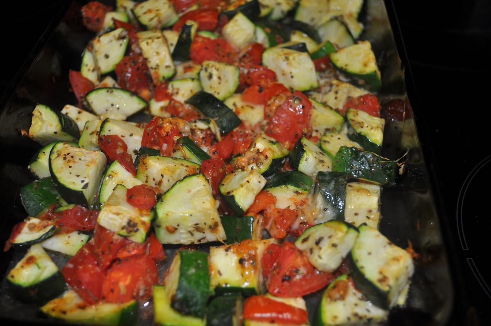 Beth's Favorite Recipes: Garlic Parmesan Zucchini and ...