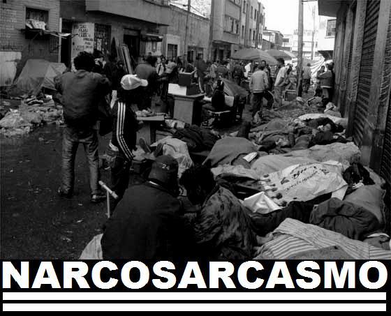 Narcosarcasmo