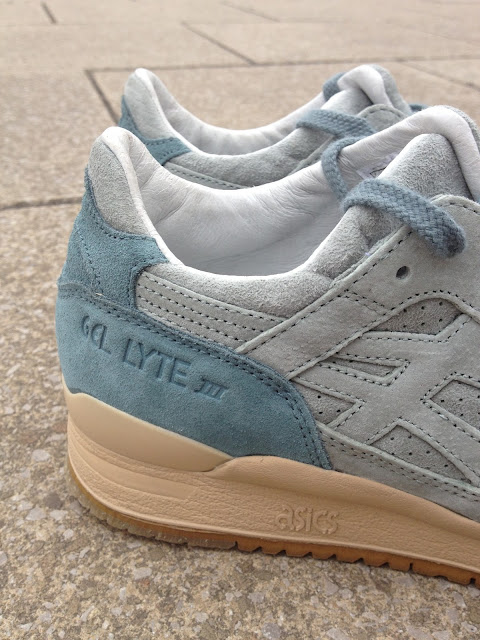 asics gel lyte iii x st alfred, st alfred, sneaker store, colab, collaboration, kicks, womens trainers, womens shoes, girls kicks, girls sneakers