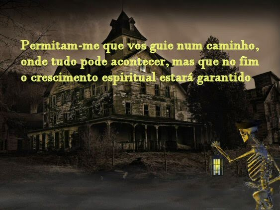Bem Vindo ao mundo paranormal