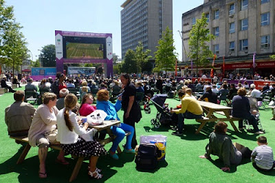 Watch Olympics 2012 Live Free at BBC Big Screens in London