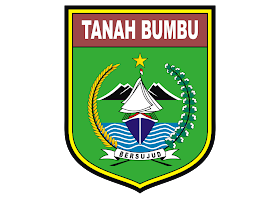 Pemkab Tanah Bumbu Logo Vector download free