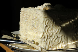 This 1-year-old cake is still delicious! The 100 year-old wedding cake? Eh, not so much.