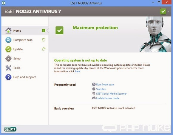 eset nod32 full version crack