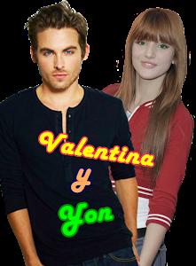 Yon y Valentina