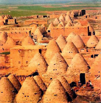 Turkey, City, Harran, Upper Mesopotamia, Urfa, Province, beehive' adobe houses, Architec, Offbeat, Design, Mud, Arab, World, History,  Ancient, Şanlıurfa