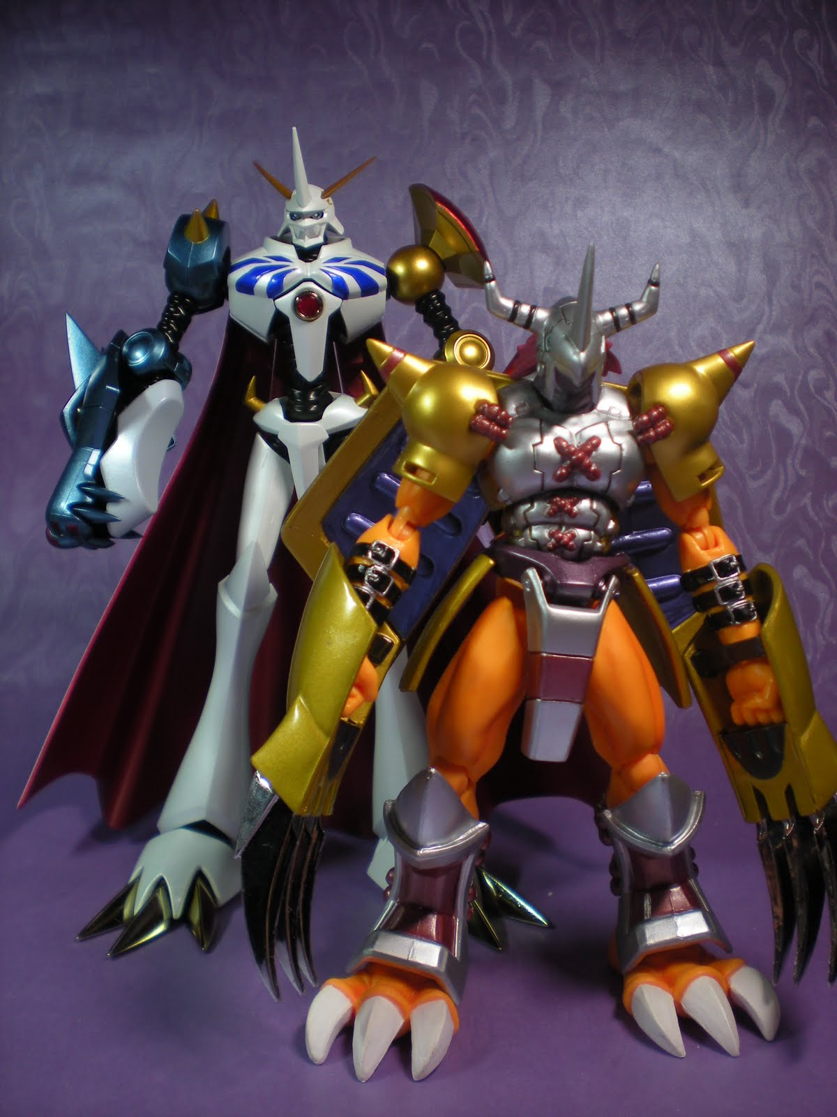 Omegamon D Arts Review: [Bandai] D-Art...