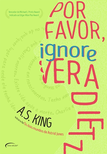 Por Favor, Ignore Vera Dietz - A.S. King