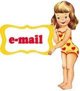 Dúvidas? Me mande um e-mail!