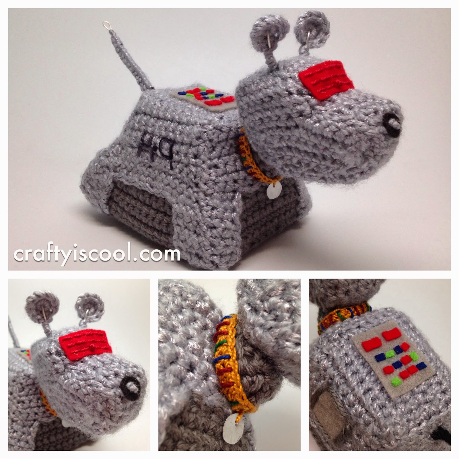 CRAFTYisCOOL: K-9!