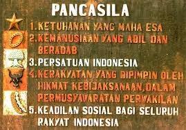 Logo Pancasila