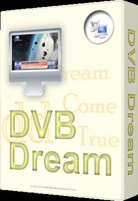 عملاق تشغيل القنوات لكروت الستالايت DVB Dream 2.6 باصداره الأخير
