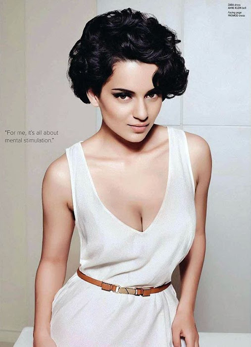 kangana ranaut | spicy ss for maxim mag latest photos