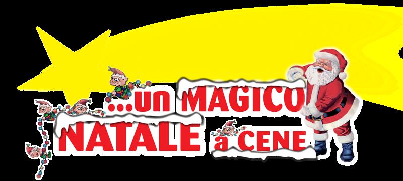 MAGICO NATALE A CENE