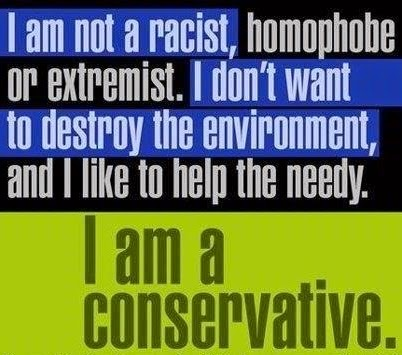 Proudly Conservative