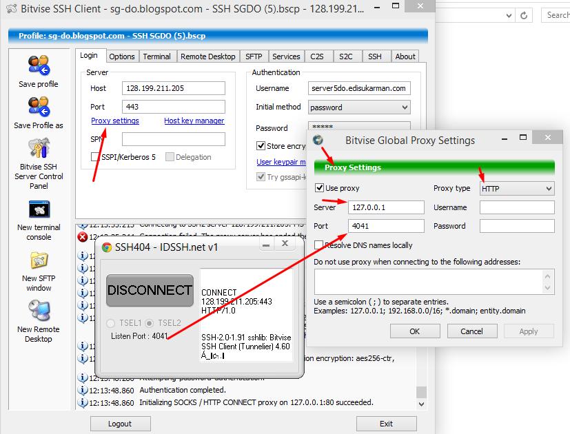 Cara Menggunakan Injek Telkomsel