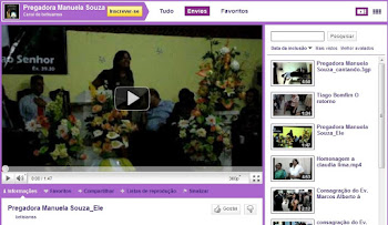 Meu canal no You Tube