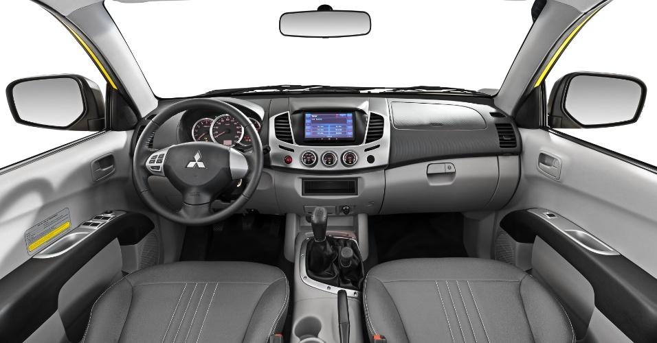The Motoring World All New Mitsubishi L200 Pick Up Gets