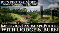 Improving Landscape Photos With Dodge & Burn | Lightroom 6 & CC Tutorial