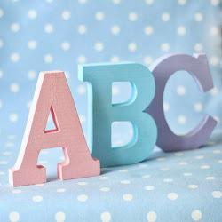 буквы для детской