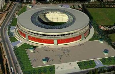 Yeni Antalya Stadyumu