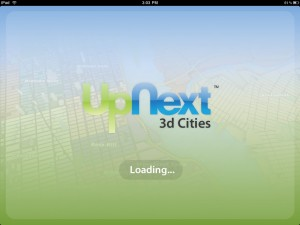 UpNext 3D Cities