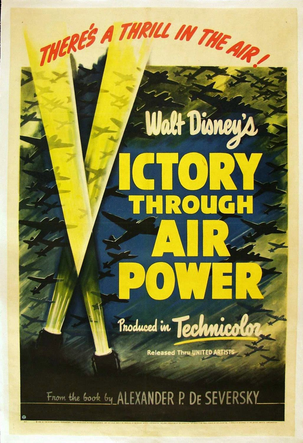 Victory Through Air Powrer Movie Poster