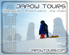 Japow Tours 2012