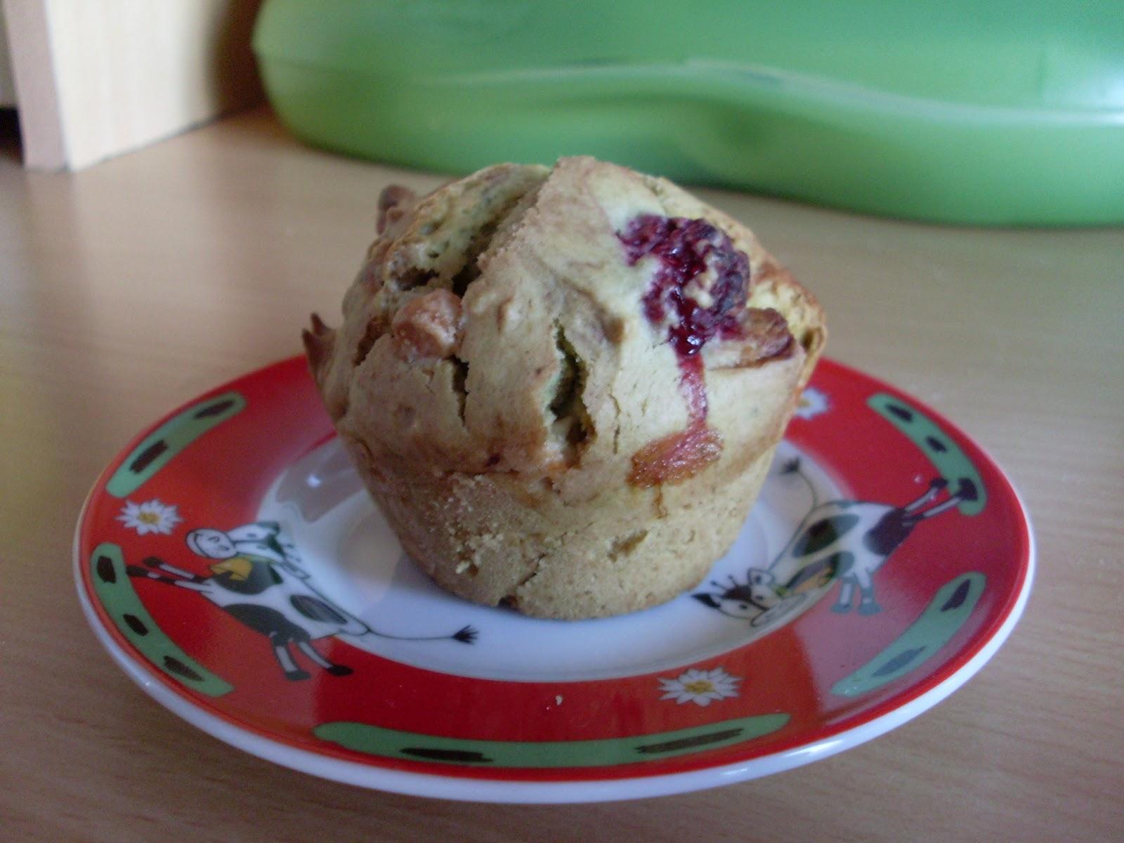 Cake Matcha Framboise Vegan