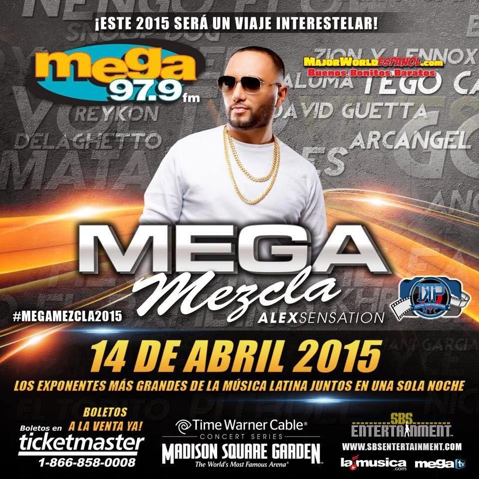 MEGA MEZCLA!! MADISON 14 DE ABRIL