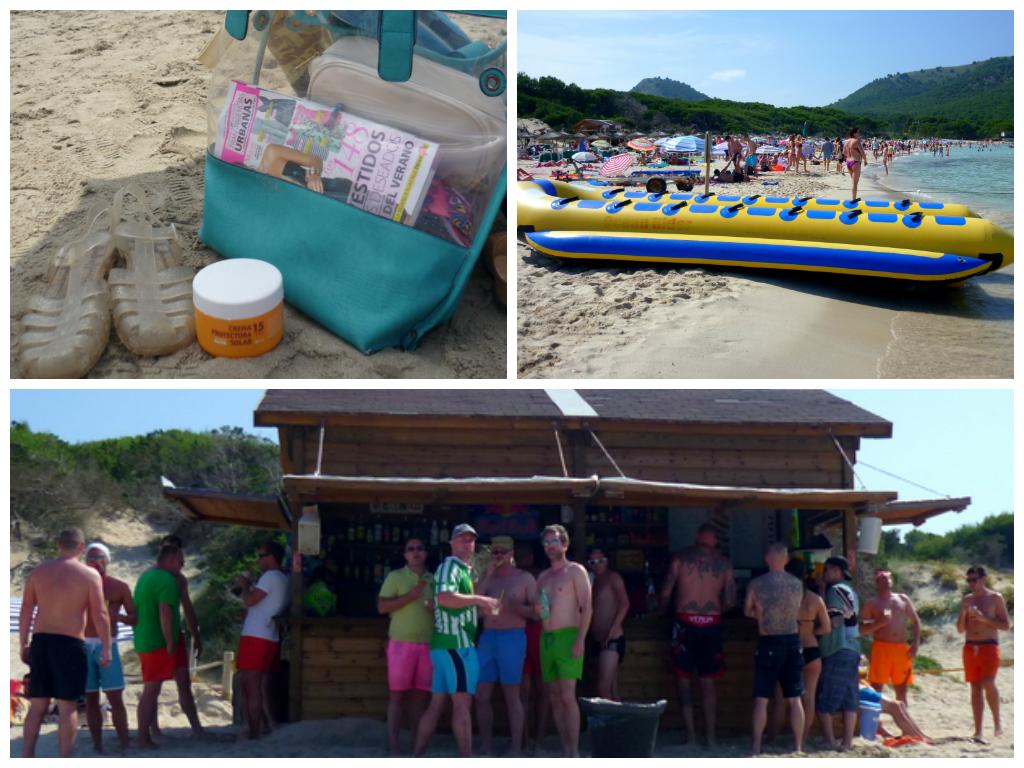 playa mallorca verano