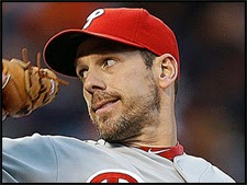 Cliff Lee named Phillies opening day starter.