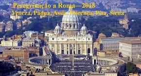 Peregrinação ROMA - 2018