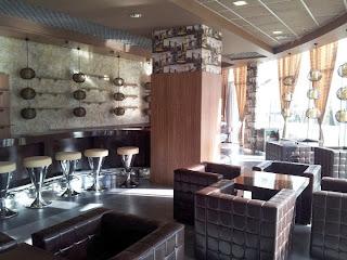 Мебелен MALL ZONA  - кафене стенна декорация 2