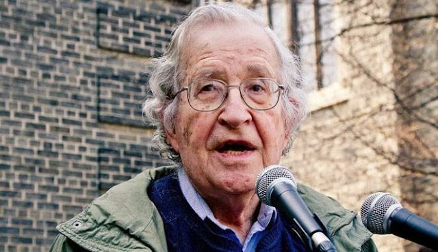 Noam Chomsky: Papua, Skandal Besar Barat