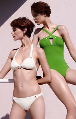 lencería y trajes de baño Eres abre boutiques en España
