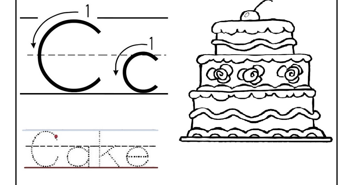 Letter c worksheets for toddlers cc poemletter c for Letter c coloring pages for preschoolers