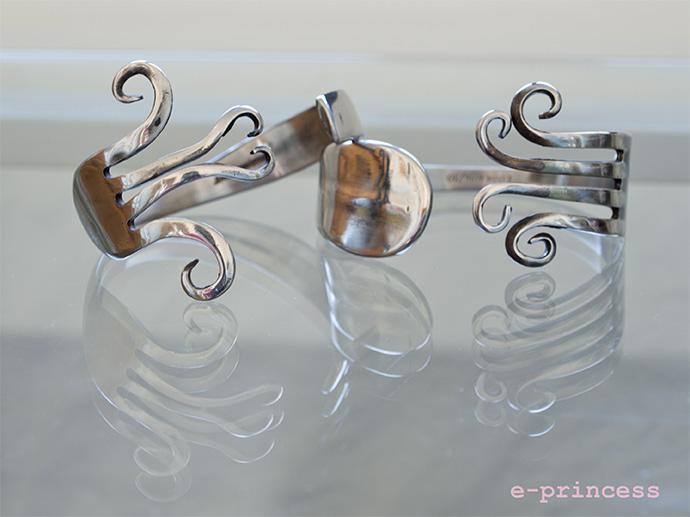 Cosas de princesas pulsera tenedor for Pulsera tenedor