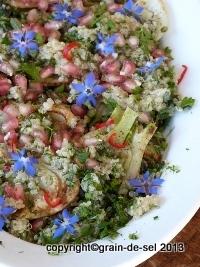 http://salzkorn.blogspot.fr/2012/11/la-jolie-grenade-fenchel-quinoa-salat.html