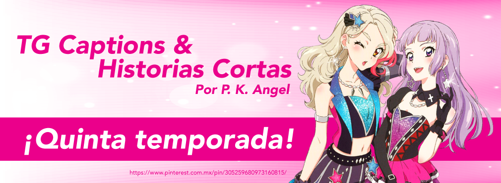 P.K. Angel Captions en Español