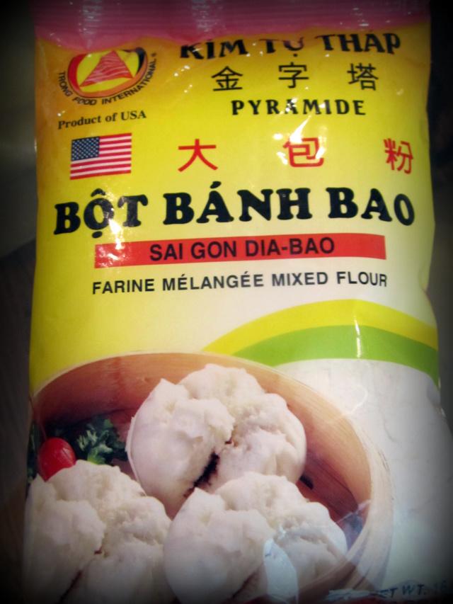 Red Kitchen RecipesBanh BaoVietnamese Steamed Pork Buns