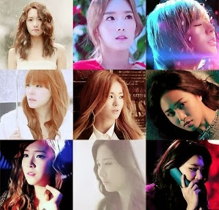 Chord Gitar SNSD - Time Machine