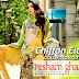 Resham Ghar Chiffon Eid Collection 2014-2015 | Chiffon Dresses 2014 By Resham Ghar