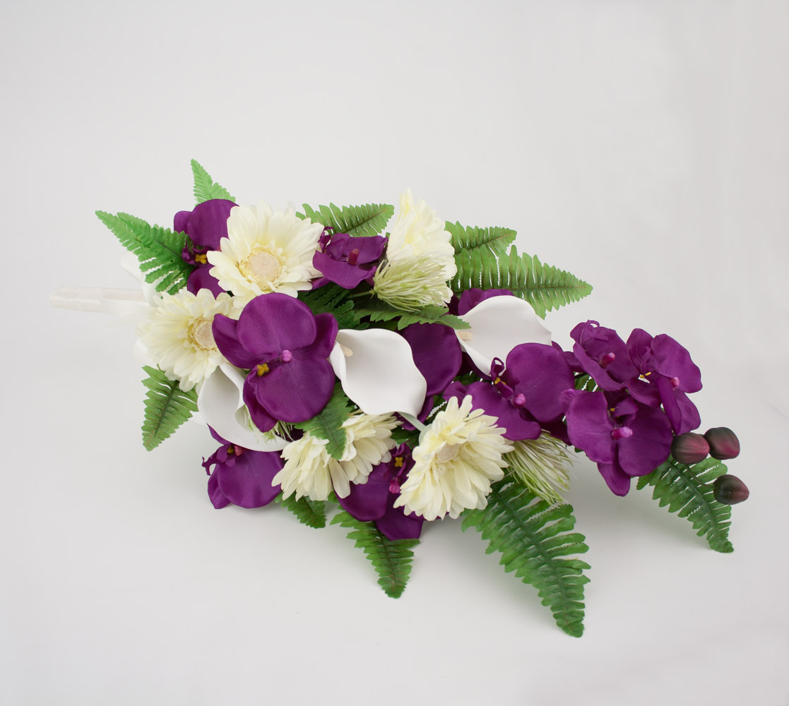 Artificial Wedding Flowers from C & L Floral Designs | Ruby ...