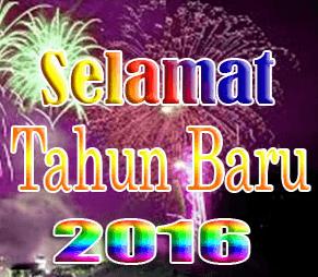 DP BBM Selamat Tahun baru 2016 Lengkap